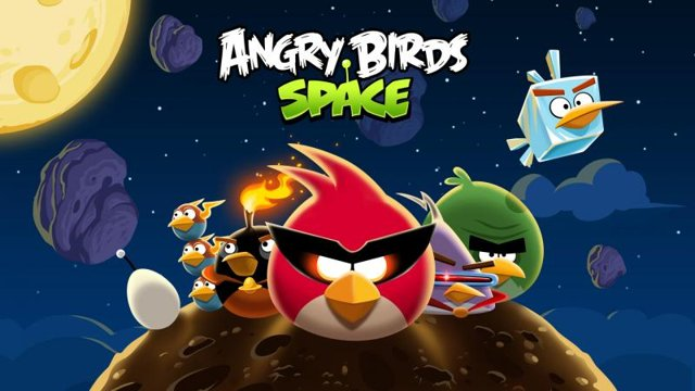 Download Game Angry Birds Space 2012