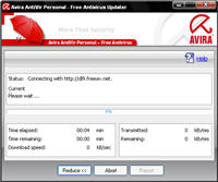 3 Cara Update Anti Virus Avira Antivir